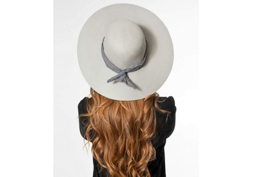 American Apparel – Chapeau souple en laine – 50€