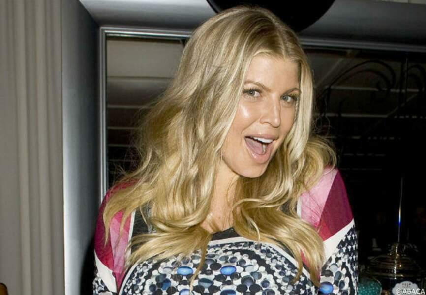Fergie a donné naissance à Axl le 29 août