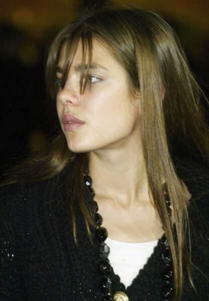 photo du 30 novembre 2003 - Charlotte a 17 ans