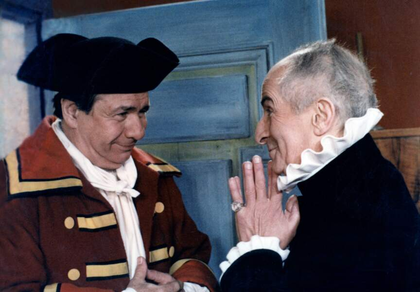 L'Avare de Jeande Girault (1980). Avec Michel Galabru