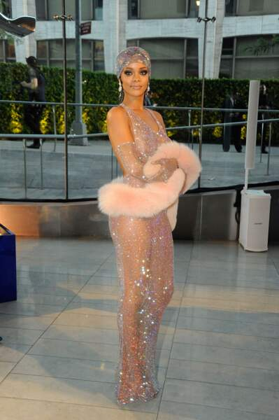 Rihanna, la fashion icon du CFDA