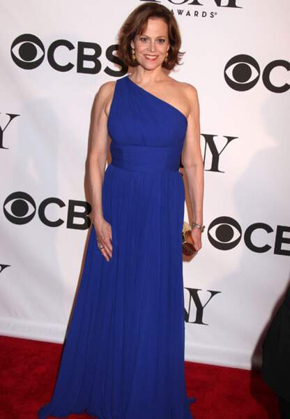 3. Sigourney Weaver en Michael Kors