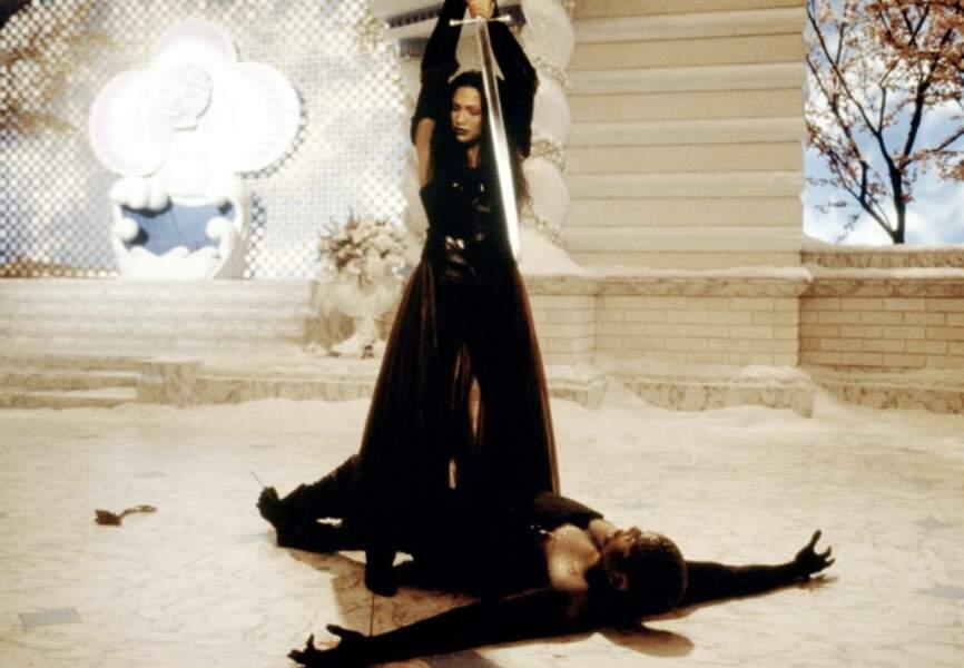 The Cell de Tarsem Singh avec Jenniger Lopez