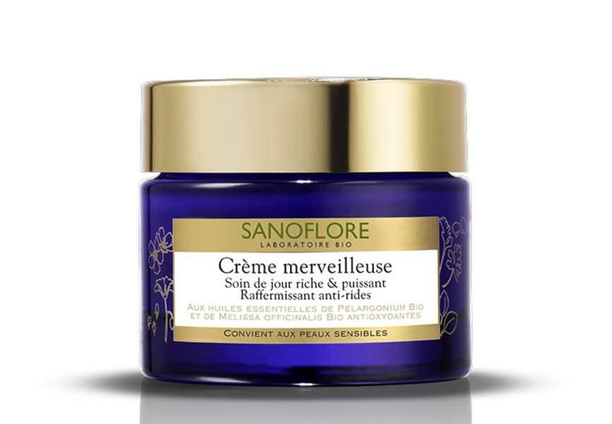 Sanoflore, Crème Merveilleuse, 38,50€