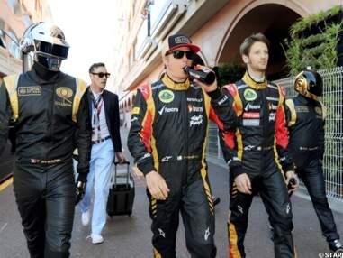 Les stars au grand prix de Monaco