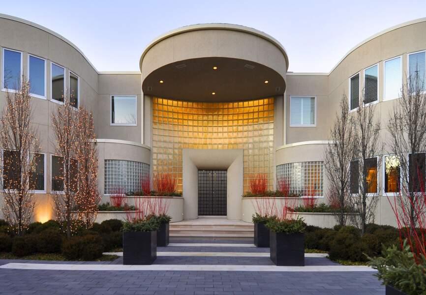 Le palace que s'est fait construire Michael Jordan lui a coûté 22 millions d'euros