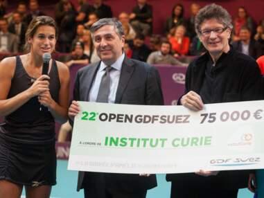 Soirée Amélie Mauresmo/Open GDF Suez