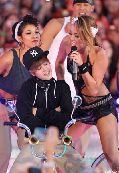 Et si tiut était de la faute de Miley?