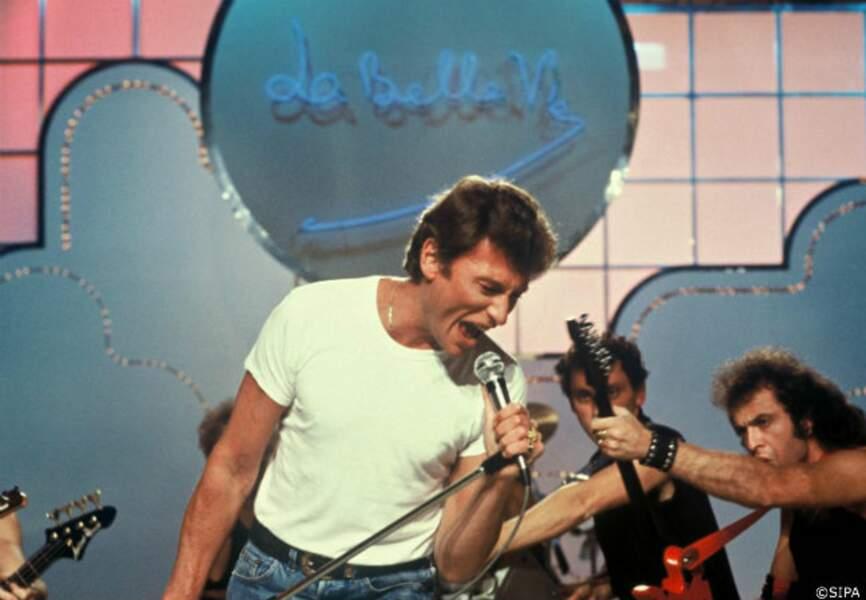 En 1984, il participe à l'émission La belle vie sur TF1