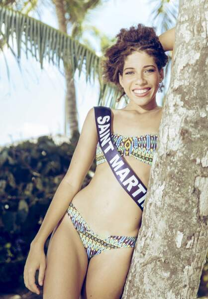 Nadika Matthew Gauthier, Miss Saint-Martin