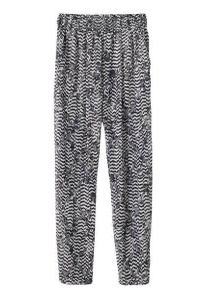 Pantalon imprimés 79,95€