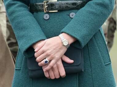 T'as le look green de Kate, duchesse de Cambridge