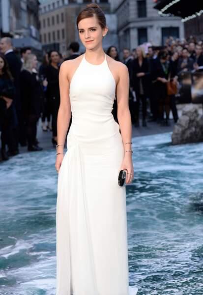 Emma Watson en Dior