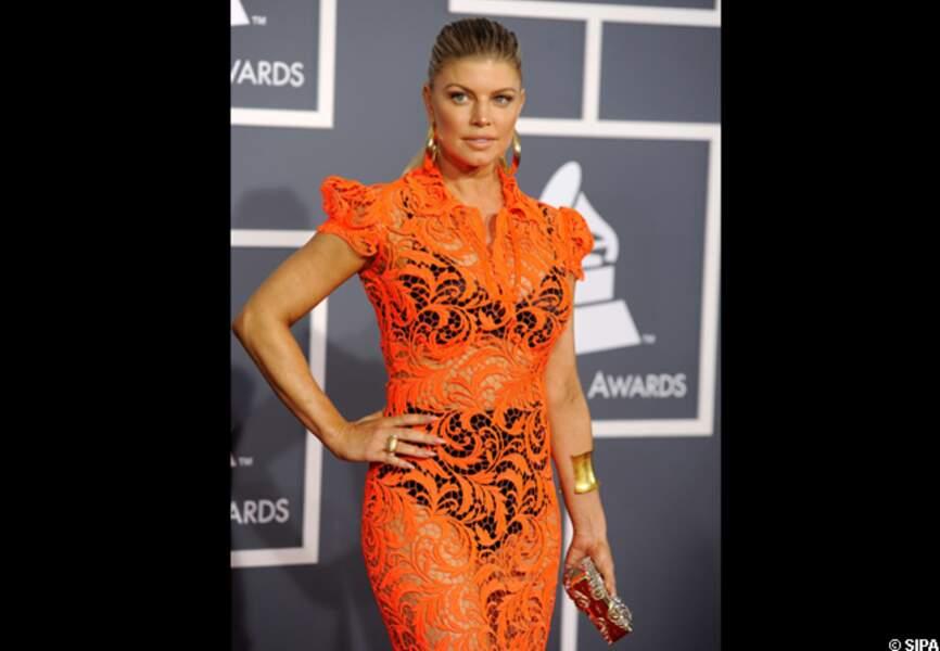 Fergie 2012