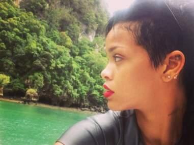 Album souvenir : Rihanna s'éclate en Thaïlande