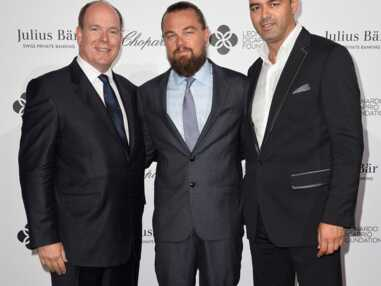 La soirée de la fondation Leonardo di Caprio à Saint-Tropez