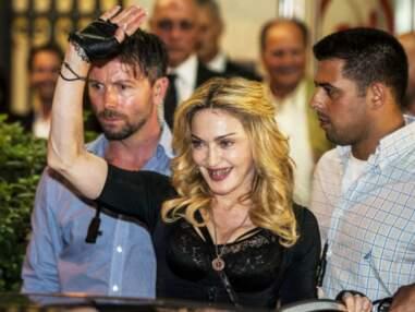 Le nouveau sourire en or de Madonna