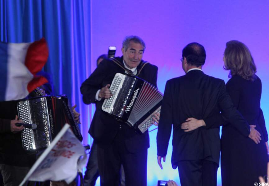 Un accordéon de Tulle