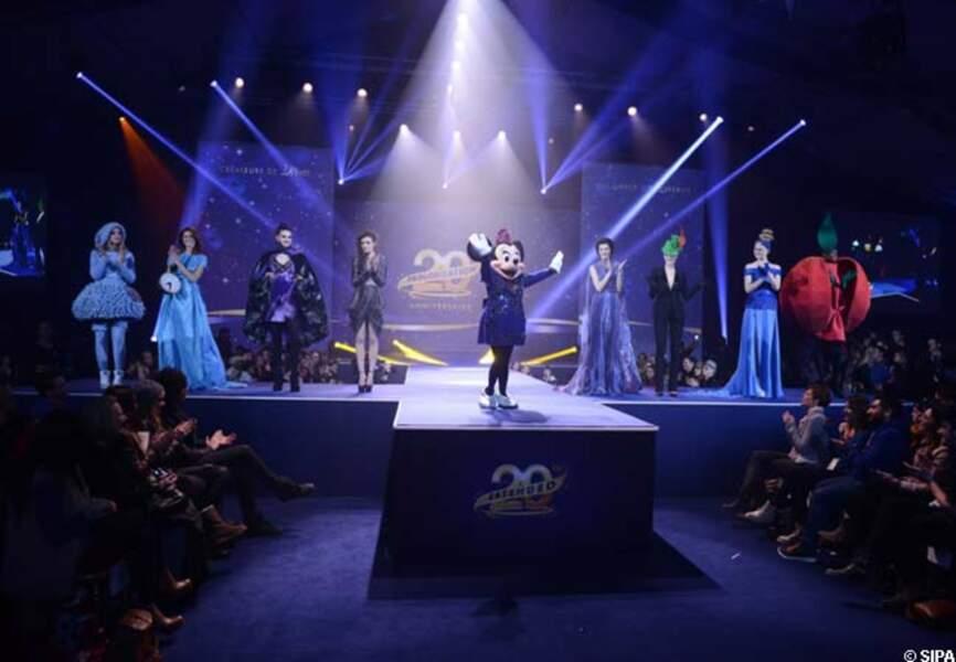 Un anniversaire so fashion pour Disneyland Paris