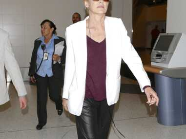 Angelina Jolie, Charlize Theron, Sharon Stone... Élégantes en blanc
