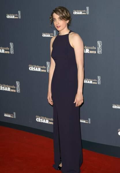 Adèle Haenel, meilleure actrice féminine pour Les Combattants