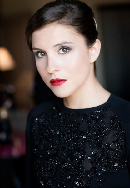 Flore Bonaventura a reçu le Swann de la meilleure actrice pour Casse-tête chinois de Cédric Klapisch