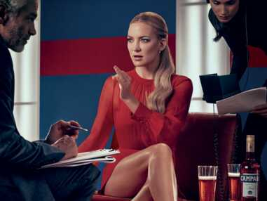 Kate Hudson pour Campari