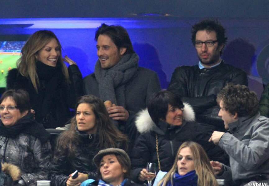 L'animateur de TF1 Vincent Cerutti et sa compagne