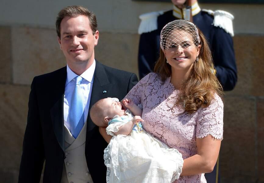 Princesse Leonore de Suède (née le 20 février 2014)