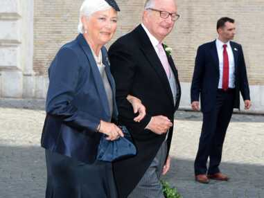 Mariage Amedeo de Belgique et Lili Rosboch