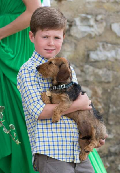 Prince héritier Christian de Danemark (né le 15 octobre 2005)