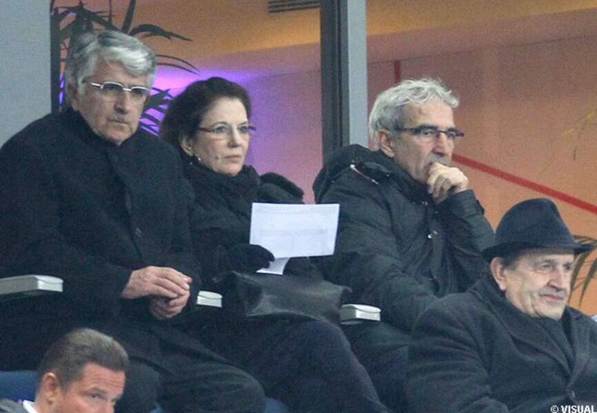 L'ancien sélectionneur de l'équipe de France Raymond Domenech