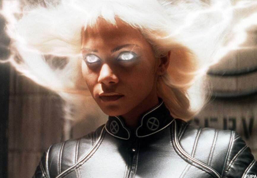 Halle Berry dans X Men en 2000