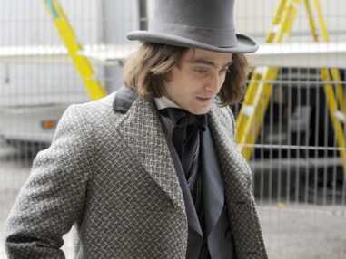 Photos du tournage de Frankenstein avec Daniel Radcliffe