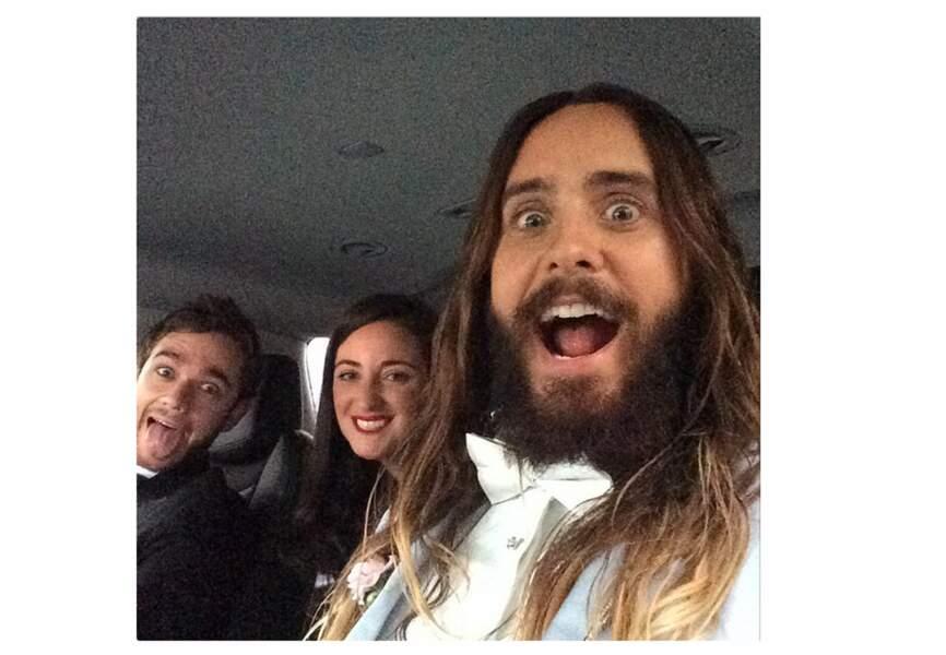 En voiture pour les Oscars 2015!