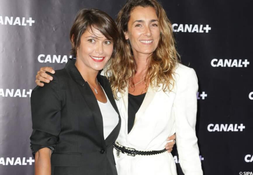 Emma de Caunes et Melle Agnès