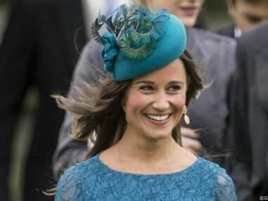 Pippa Middleton, William et Harry au mariage de Laura Marsham et James Meade