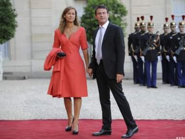 Les Ministres et leur compagnes pour une soirée franco-allemande