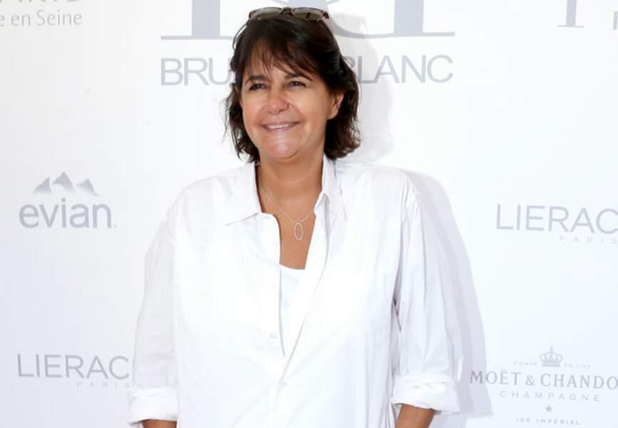 La journaliste Valérie Expert