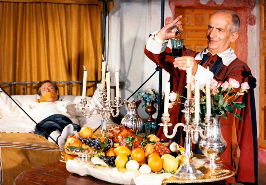 La Folie des Grandeurs de Gérard Oury (1971). Avec Yves Montand