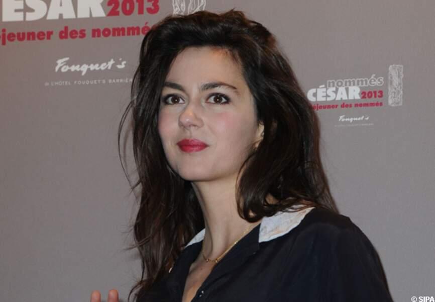 Julia Faure, nommée pour son rôle dans Camille redouble