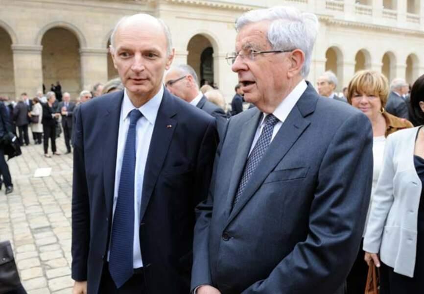 Didier Migaud et Jean-Pierre Chevènement