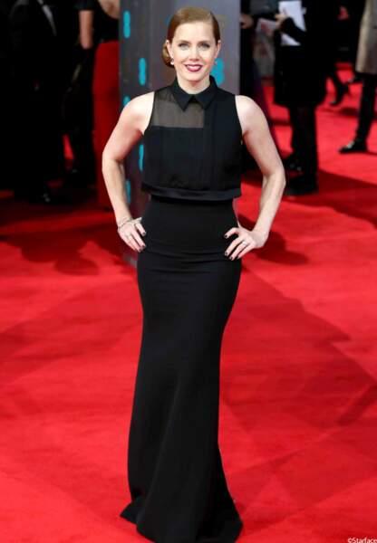 Amy Adams en Victoria Beckham