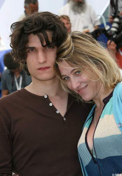 Louis Garrel et Valéria Bruni Tedeschi, en 2007, pour Actrices
