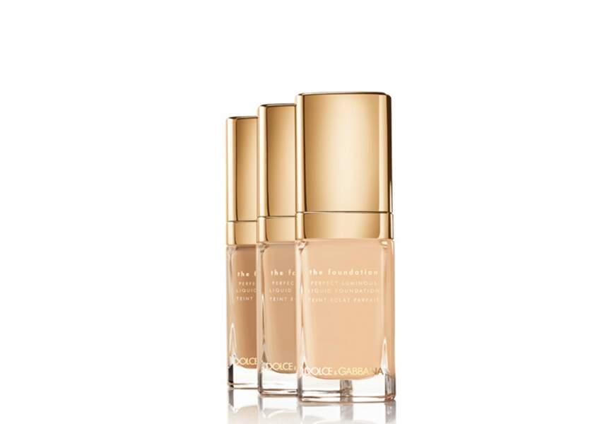 Dolce&Gabbana, Perfect Luminous Liquid Foundation