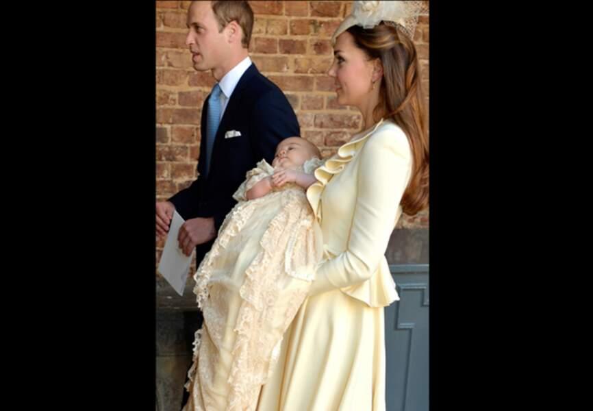 Impassible prince George