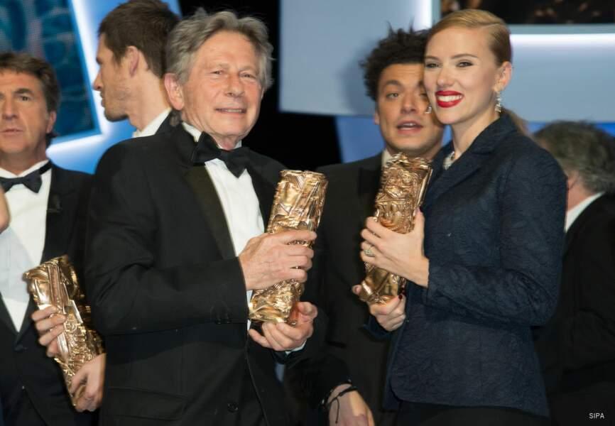 Roman Polanski aurait-il trouvé sa nouvelle muse?