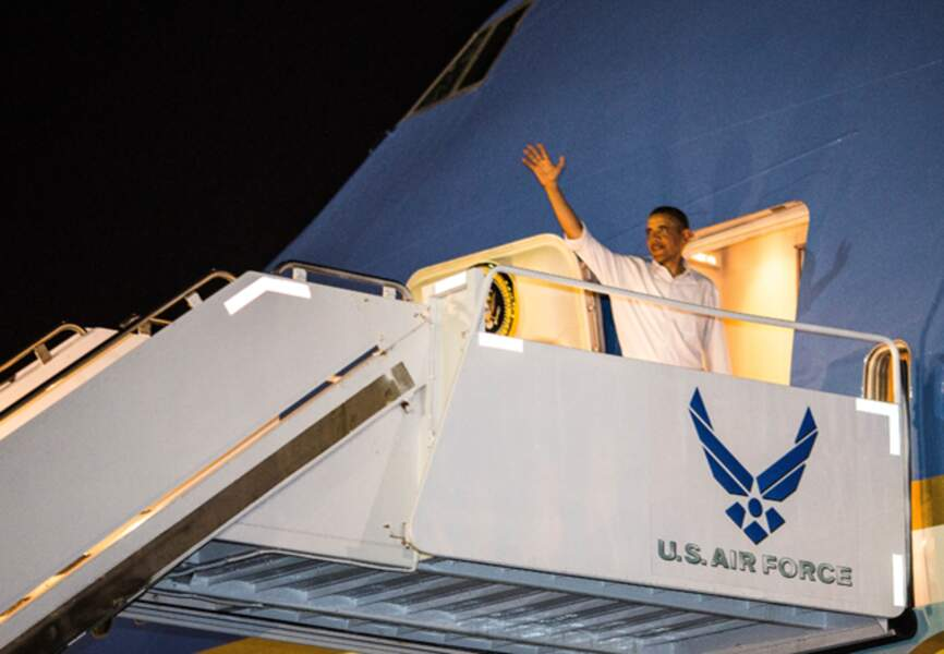 Barack Obama à Hawaii
