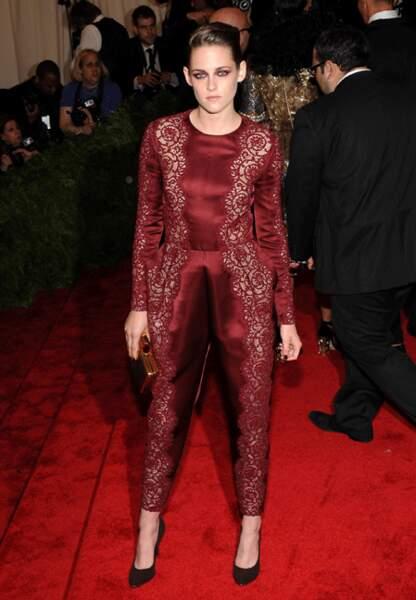 Kristen Stewart en Stella McCartney