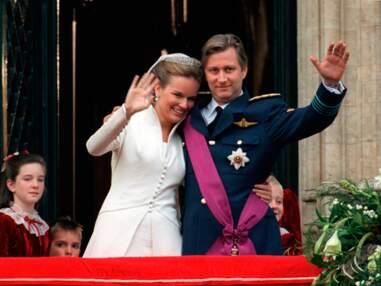 Mathilde et Philippe de Belgique, une famille royale